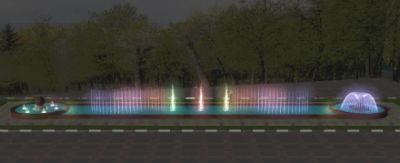 музыкальный фонтан - Все фонтаны