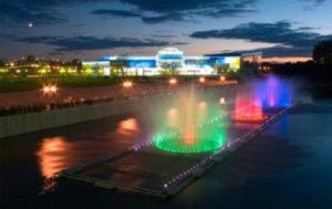 на реке Везелка Белгород 1 300x189 - Все фонтаны