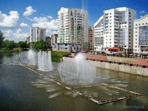 на реке Везелка Белгород 4 300x225 - Все фонтаны
